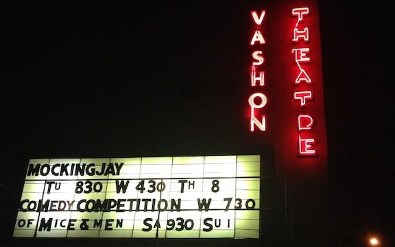 Vashon Theatre