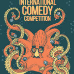 37th Annual Seattle International Comedy Competition Poster