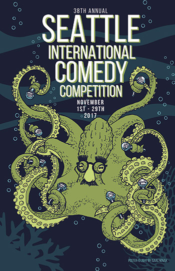 Seattle International Comedy Competition