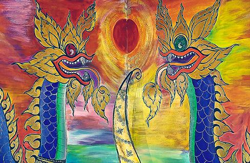 Jai Thai Dragons