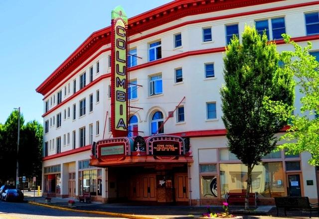 Columbia Theater Longview